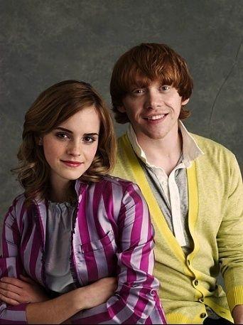 Emma and Rupert.