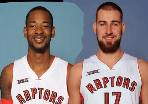 Are the #Raptors Ross & Valanciunas Available?