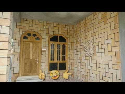 9 Outstanding Indian House Exterior Wall Design Ideas Using Indian Natural Stone Tiles Youtube Exterior Wall Design Wall Tiles Design Natural Stone Tile