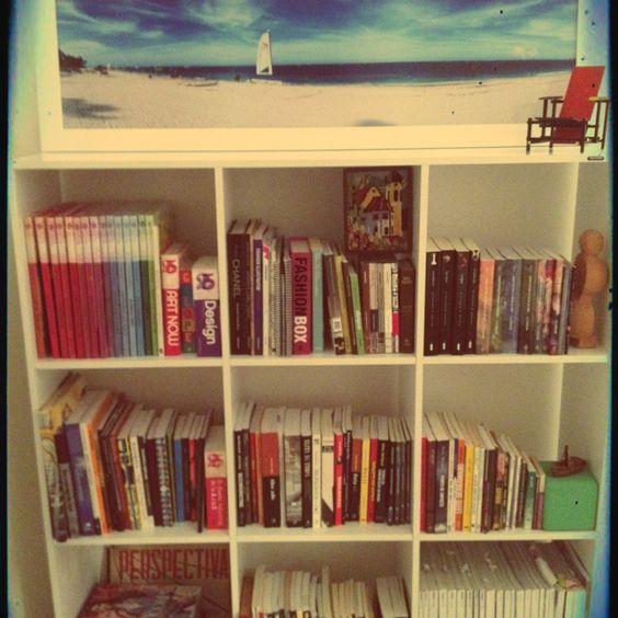 Livros, livros muitos livros!