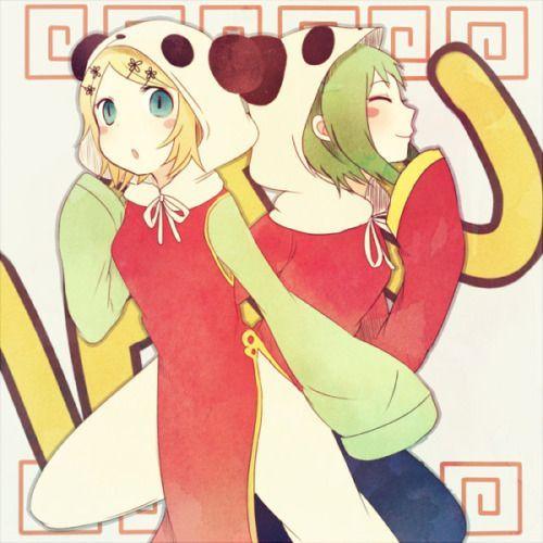 Gumi et Rin