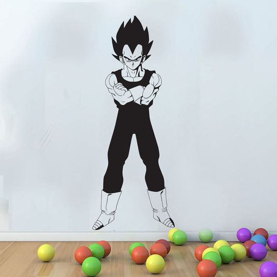 Pinterest the world s catalog of ideas for Dragon ball z bedroom