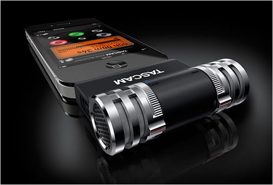 IM2 MICROPHONE FOR IPHONE | BY TASCAM