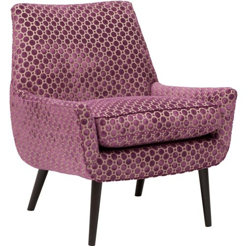 Robyn Chair, Vapor Magenta*  $943.00