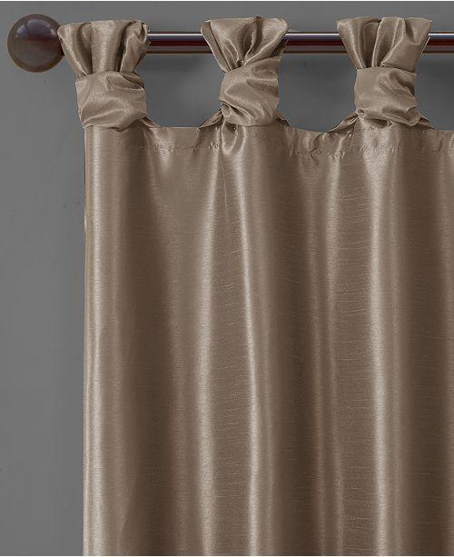 52 X95 Washed Cotton Twist Tab Curtain Seafoam Archaeo Tab Curtains Curtains Cool Curtains
