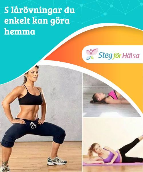 enkelt träningsprogram hemma