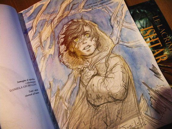 Le Lacrime di Ishtar - La Trilogia: Acquerelli ed e-book: