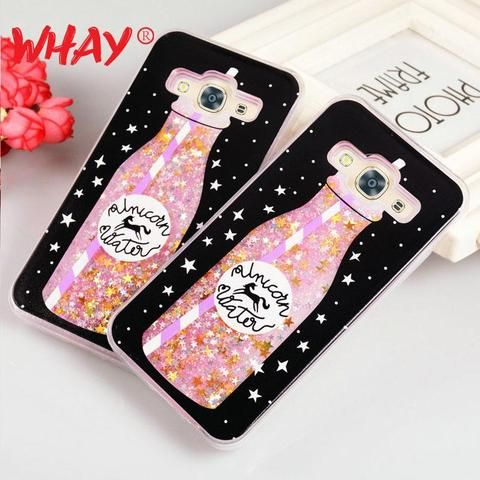 Quicksand Case for Samsung Galaxy J3 2016 Cover Silicone Case For ...