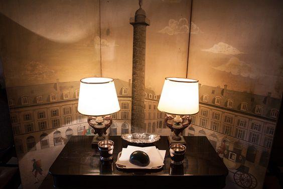 Vista de #Paris #lights #luminaria