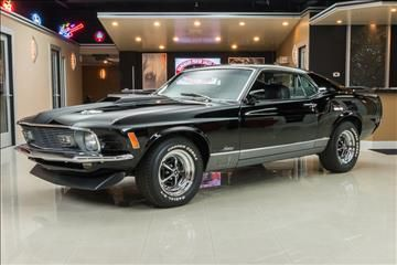 1970 Ford Mustang for sale in Plymouth, MI
