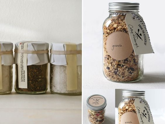#DIY. in a jar