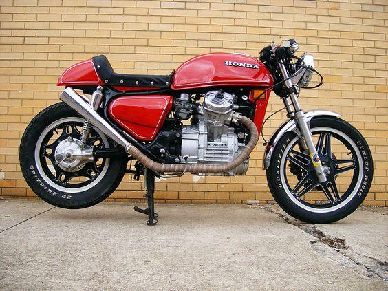 1982 Honda cx500 cafe racer by pampadori, via Flickr