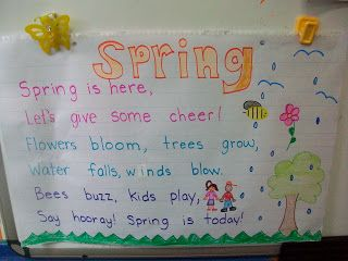 Teaching PoetrsSPRing is here now let's go play ha