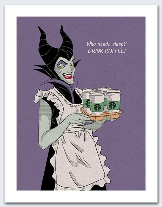 Maleficent Coffee Coffee In 2019 Coffee Quotes