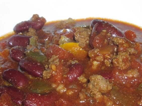 Weight Watchers 2 Pts Slow Cooker Beef Chili Recipe - Food.com