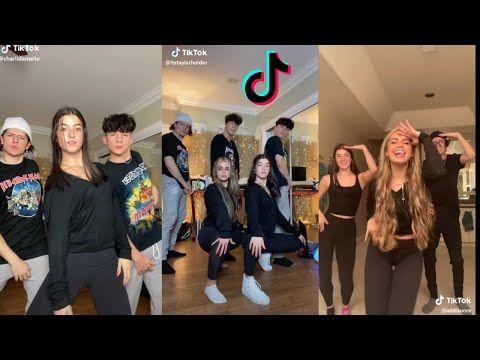 Tiktok Famous Tiktokers Collaborations Youtube Famous Youtube Collaboration