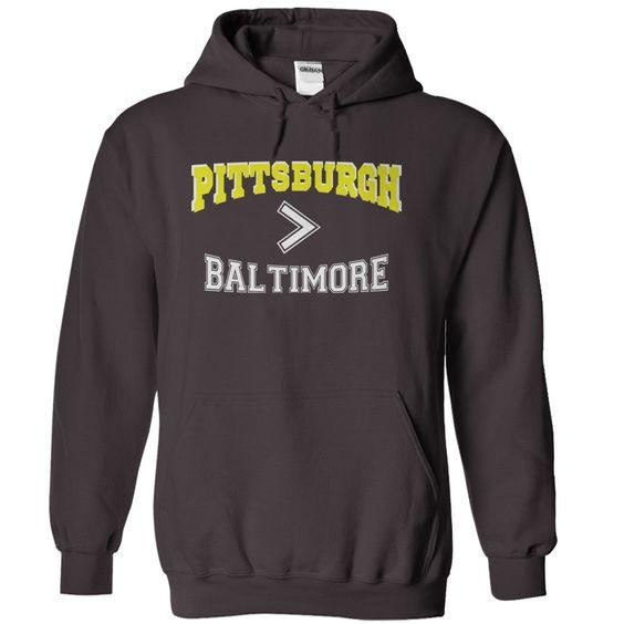 Pittsburgh > Baltimore