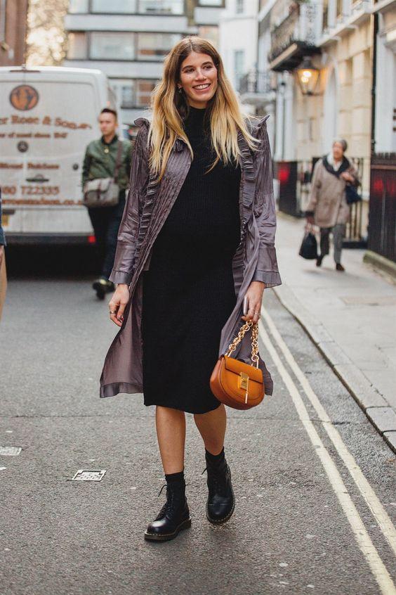 Street Style: London Fashion Week Autunno Inverno 2018/19 - Vogue.it