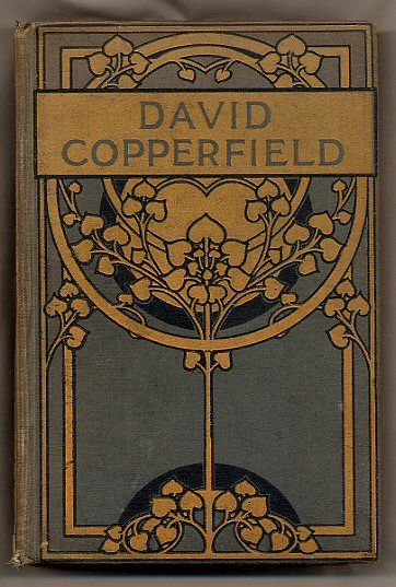 David Copperfield by Charles #Dickens beautiful #vintage edition