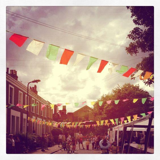 Street Party Hackney