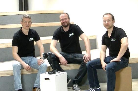 SWOP Team lässt Gegenstände zu Geldspenden werden