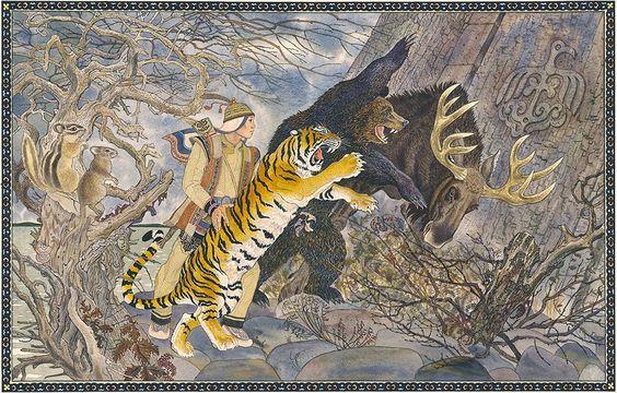Amur tales / Gennadiy Pavlishin: