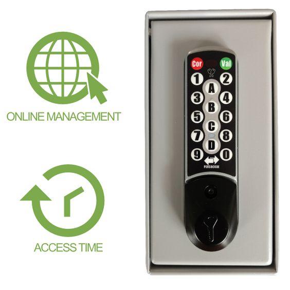 Boîte à clés Persocode® à gestion connectée Solution 100% autonome, gestion d'accès en temps réel NI WIFI, NI RÉSEAU GSM, NI ALIMENTATION Gérez et contrôlez la mise à disposition de vos clés à distance, en temps réel, sans vous déplacer ... http://www.spartime.com/sites/default/files/media/Produits/Boite-a-cles-persocode/presentation_spartime_boite_a_cles_150616_11h17.pdf