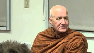 "Buddhist Studies at Stanford - YouTube Ajahn Viradhammo's talk ""Reflections on a Monastic Life"" at Stanford University"