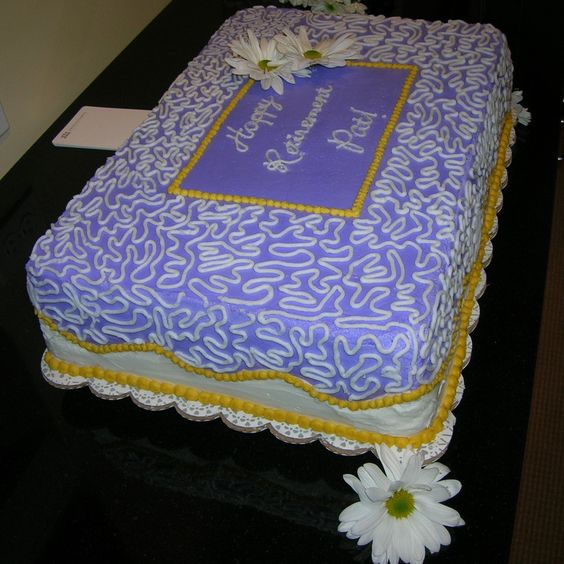 Retirement Cake Images Cake Photo Ideas All about ...