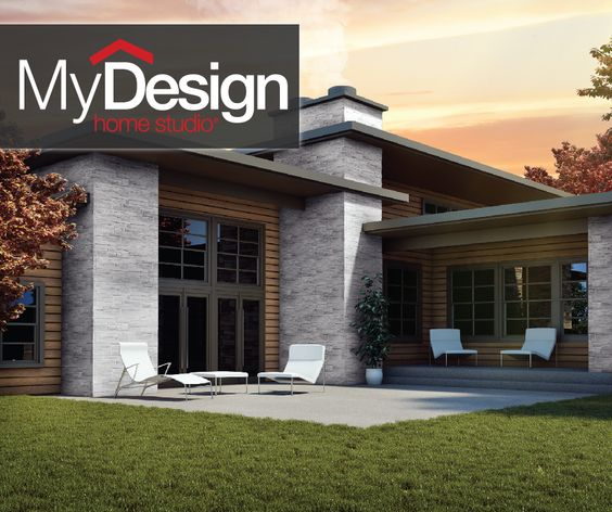Canada polymers and studios on pinterest for Unique house siding