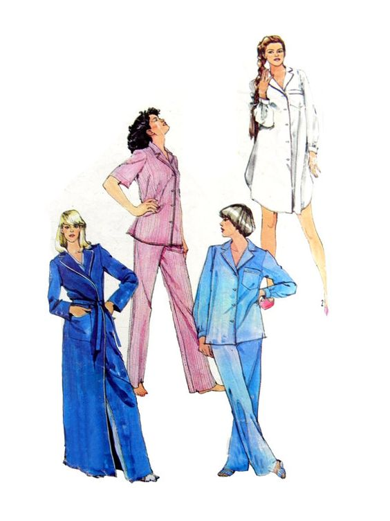 1984 Simplicity 5786 Misses' Classic Tailored by patternscentral