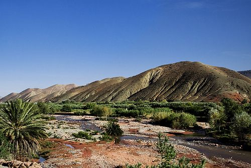 From Marakech to Ouarzazate