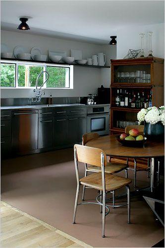 Schoolhouse electric supply co alabax surface mount light fixture kitchen pinterest - Schoolhouse lights kitchen ...