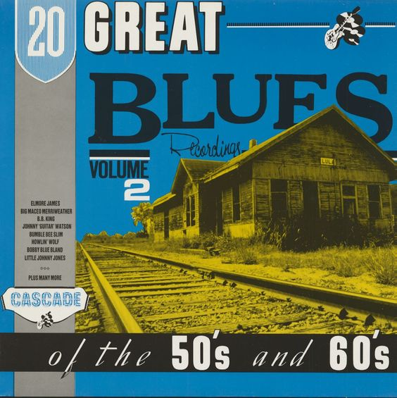 20 Great Blues Recordings, Vol.2 (LP) -- Awesome products selected by Anna Churchill
