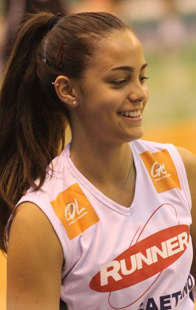 Juliana Paes Filippelli, brazilian volleyball player
