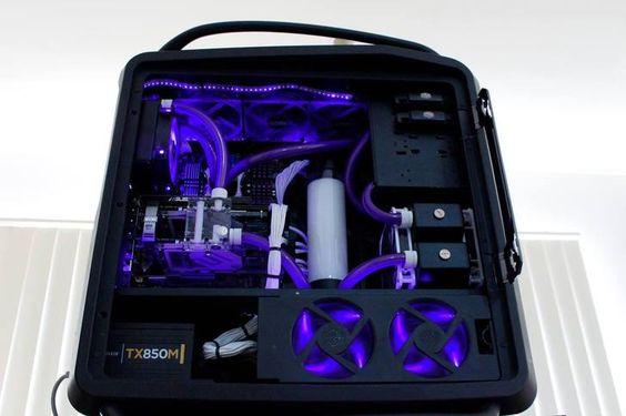 [Build Complete]My purple cosmos 2 PC - Album on Imgur