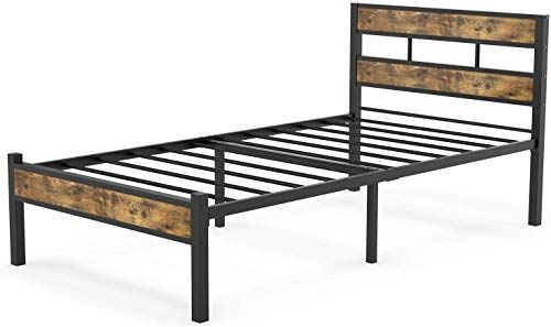 Enjoy Exclusive For Ironck Bed Frame Metal Studio Platform Bed