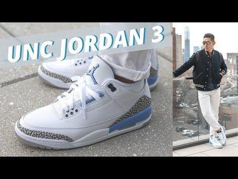 unc jordans