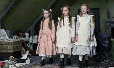Halloween spirits: literature's haunted houses