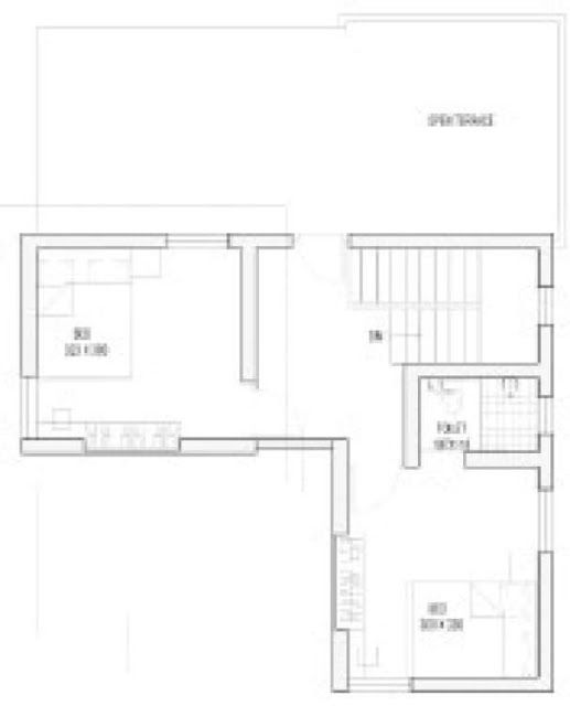 Cost Effective 4 Bedroom Modern Home In Low Budget Free Plan Free Kerala Home Plans Budget House Plans Indian House Plans Kerala House Design