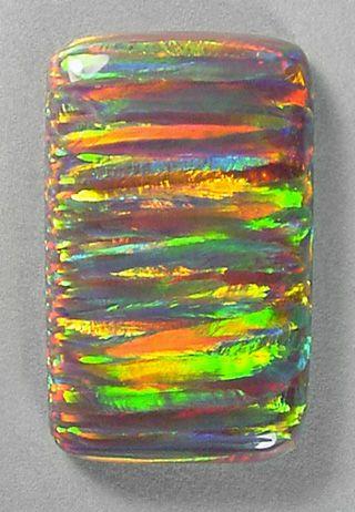 Fiery Opal: