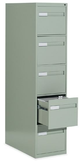 COM: 2 DRAWER VERTICAL FILING CABINET - HON 2-Drawer 22 Vertical