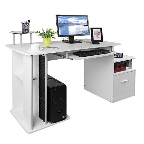 Pc Table Home Study Office Desk
