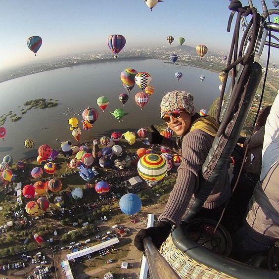 BD Bucket List #400 - Festival del Globo, Torres del Lago, Mexico (by @brunoalonsogm)