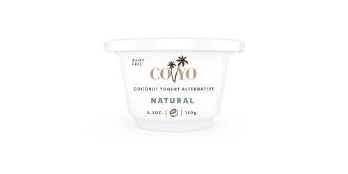 Sugarfree Vegan Sour Cream Alternative For Recipes Coconut Yogurt Coconut Yogurt Nutrition Yogurt