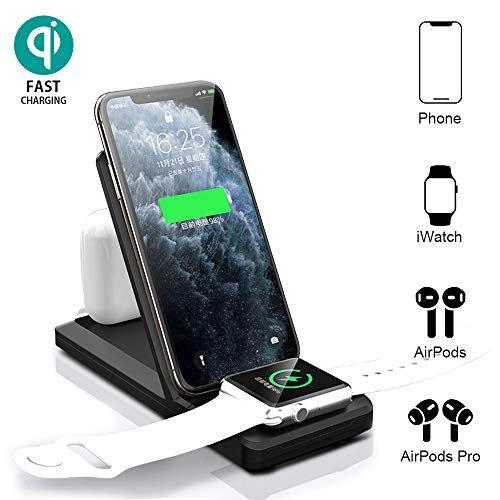 Epingle Sur Chargeur A Induction Pour Iphone