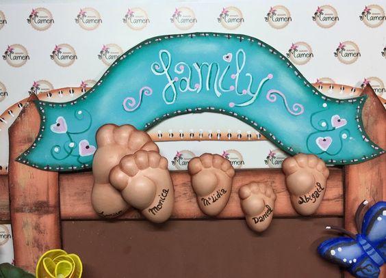 Creaciones Mamen Aula Virtual Gratis 2 Parte Marco de fotos hecho con go...