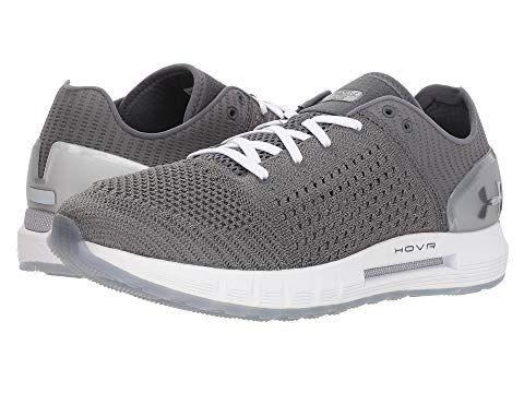 Under Armour Ua Hovr Sonic Graphite Metallic Silver Graphite Underarmour Shoes Under Armour Discount Shoes Armour