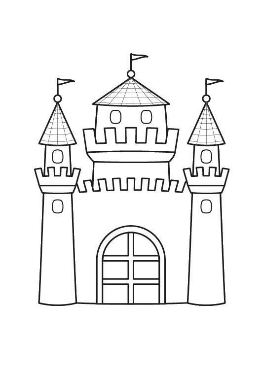 Prinzessinenschloss Ausmalen Jpg 531 751 Schlosszeichnung Ausmalen Disney Zeichnen Anleitung