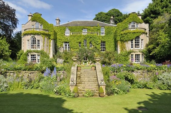 Scottish Country Home Country House House Cool Countries